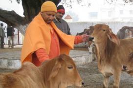 In Western UP, Yogi's Hindu Yuva Vahini Cadre Base Swells Overnight