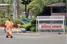 Yogi Adityanath Bans Plastic, Pan Masala, Gutka in Govt Offices