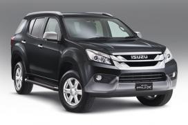 Isuzu to Launch SUV MU-X in India on May 11
