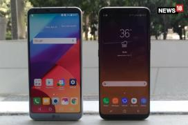 LG G6 vs Samsung Galaxy S8: It's Beauty vs Toughness