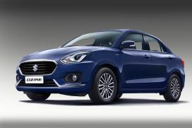 Maruti Suzuki DZire Launch on May 16; Will No Longer Have 'Swift' in its Name