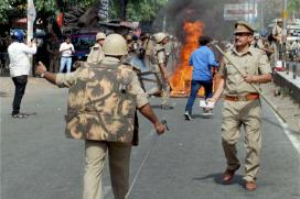 Yogi Govt Transfers SSP, DM of Saharanpur Over Communal Violence