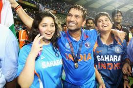 Happy Birthday Sachin: Sehwag, Kumble Wish the Master Blaster