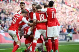 Arsenal Look to End Painful Season with FA Cup Win Over Chelsea
