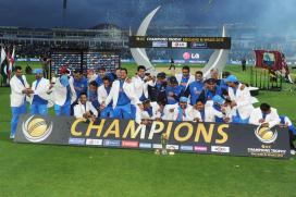 Champions Trophy: BCCI Misses Squad Announcement Deadline