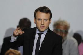 Popularity Tumbles For France's Macron, Says Poll