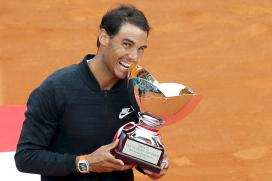 Rafael Nadal Claims Record-extending 10th Monte Carlo Title