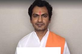 Nawazuddin's New Video Pushes for Artistic Freedom