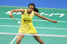 PV Sindhu Crashes Out of Badminton Asia Championships