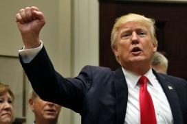 Donald Trump Announces 'One of The Biggest Tax Cuts in US History'