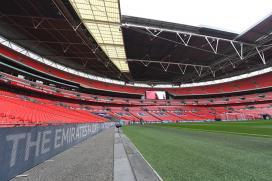 Wembley Stadium to Become Tottenham Hotspur's Home in 2017-18 Season