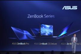 Asus Computex 2017: ZenBooks, VivoBooks Including World's Slimmest Convertible Laptop