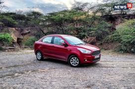 GST Effect: Ford Figo, Aspire, EcoSport Get Discounts Of Up To Rs 30,000