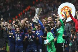 Manchester United Outclass Ajax To Win Europa League Title