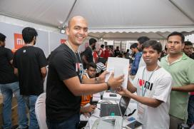 Xiaomi Mi Home Opening Sees Rs 5 Crore Sales in 12 Hours in Bengaluru