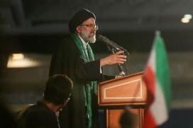 Hardliner Raisi Claims Voter Fraud in Iranian Presidential Election