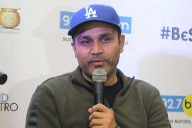 Sehwag Hits Out at Misleading Media Reports