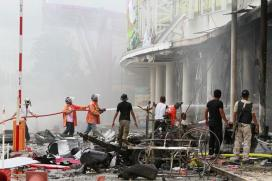 24 Injured in Bomb Blast in Military Hospital in Thailand