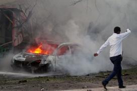 Taliban Suicide Bomber Kills Five Civilians in Afghanistan