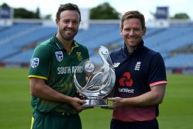 England vs South Africa Live Score: South Africa Win Toss, to Bowl