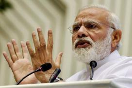 Ahead of Modi's Israel Visit, BJP Says UPA's Vote-bank Politics Affected Ties