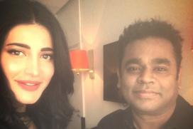 Shruti Haasan is No Longer a Part of Sangamithra, Confirms Producer