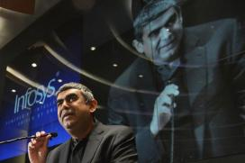 Infosys CEO Vishal Sikka's Salary Drops 67% in FY17