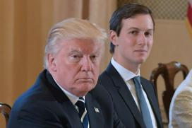 In Trump-Russia Probe, FBI 'Looking' at President's Son-in-law Jared Kushner