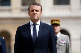 Russia Used Facebook to Try to Spy on Macron Campaign, Say Sources