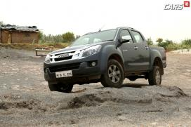 Isuzu D-Max V-Cross Test Drive Review - Lone Survivor