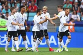 Confederations Cup: Werner Brace Fires Germany Into Semis Against Mexico