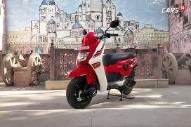 Honda CLIQ Review: The Grown-up Navi That's Not Just Another Activa