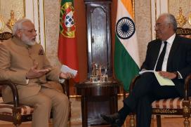 Modi In Portugal: Key Pacts on Taxation, Business Hub to Boost Economic Ties