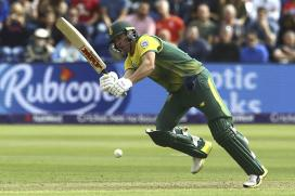 AB De Villiers to Decide International Future in August
