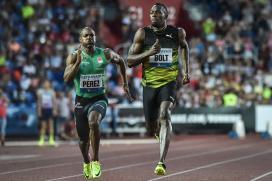 Usain Bolt, Wayde Van Niekerk Shine in Monaco