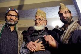 Kashmiri Separatists Slam US Decision on Syed Salahuddin