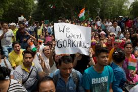 We've More Guts Than Mamata: Wife of Gorkha Protester Killed in 'Police Firing'