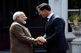Modi in Netherlands: PM Makes Case For Dutch CEOs to Invest in India