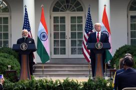 Modi US Visit Live: India, US Ask Pak Not To Let Terror Groups Use Its Soil