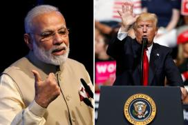 Modi-Trump Meet Live: White House Set for Working Dinner Today