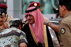 Deposed Saudi Prince Barred from Leaving Kingdom, Confined to Palace
