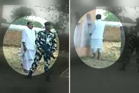 Swachh Bharat? Minister Radha Mohan Singh Caught Urinating in Public