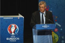 Spanish Football Boss Angel Maria Villar Resigns from FIFA, UEFA