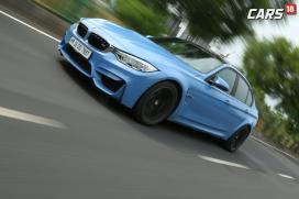 BMW M3 Review: The Everyday 3-Series Meant For The Racetrack