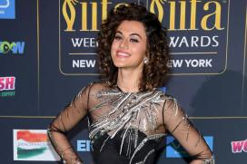 People Will See My Glamorous Side In Judwaa 2: Taapsee Pannu