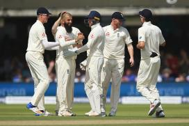 England vs West Indies Live Cricket Score: 1st Test, Day 2 at Birmingham