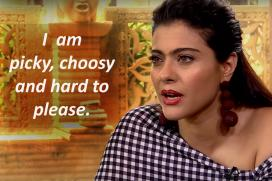 Kajol Opens Up About Her Fallout With Karan Johar, Being Lazy, and More