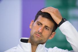 Novak Djokovic to Miss Rest of the Season Due to Injury