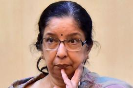 Axis Bank Reappoints Shikha Sharma as MD and CEO for 3 More Years