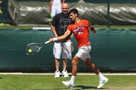 Novak Djokovic to Keep Agassi as Head Coach